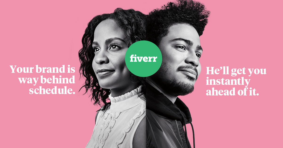 Freelancing in 2021 on Fiverr