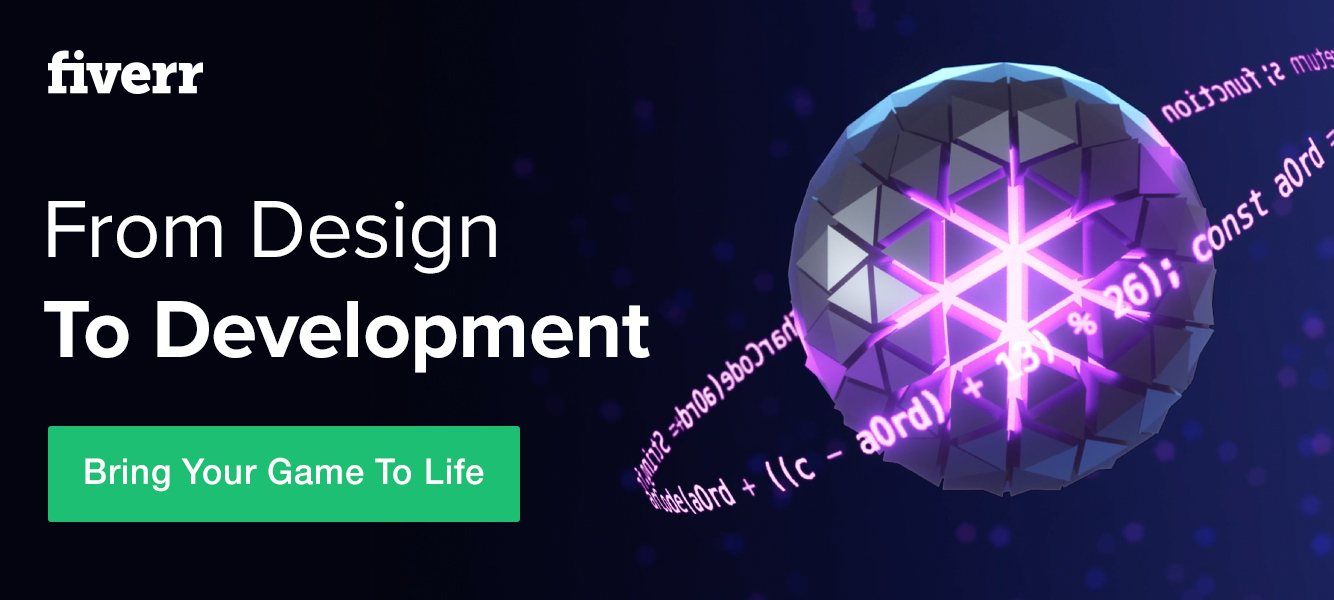 fiverr game development
