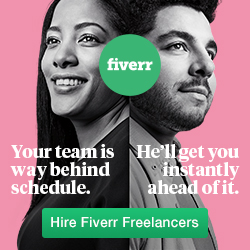 Top 5 reasons you need to use fiverr for your business review you can also make money with fiverr colourmoves Choice Image