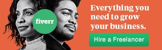 Fiverr for freelancers