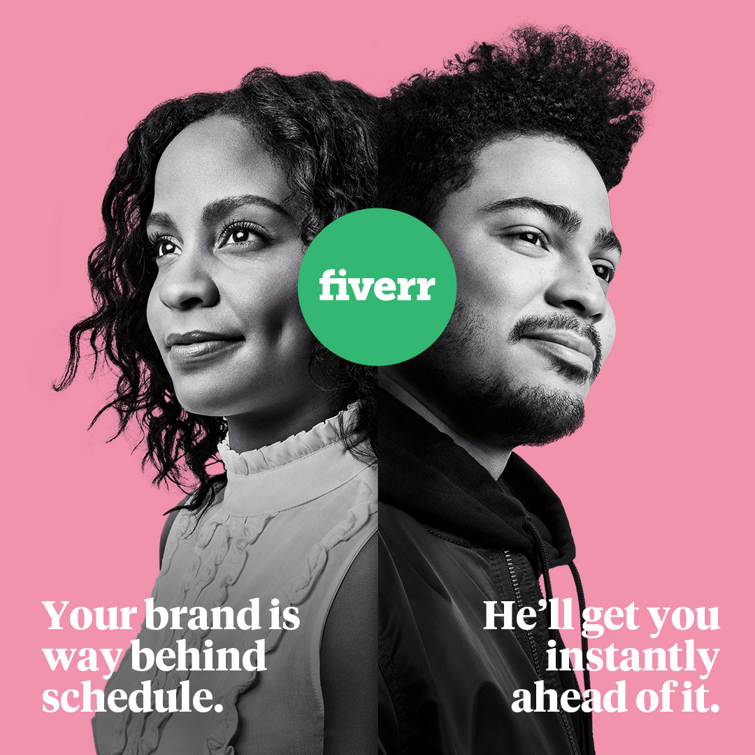 Fiverr Ad