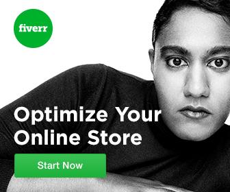 Ecommerce Store Fiverr - ASH KNOWS
