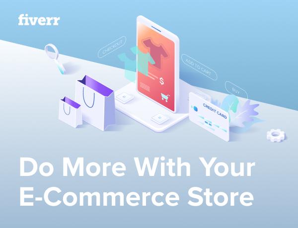 Ecommerce Fiverr - ASH KNOWS