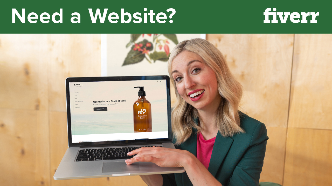 Grow Your Ecommerce Business with Fiverr